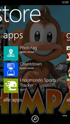 Nokia Lumia 1320 - apps - app store gebruiken - stap 6