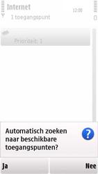Nokia 5230 - internet - handmatig instellen - stap 8