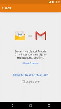 Motorola Nexus 6 - e-mail - handmatig instellen - stap 5