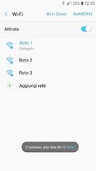 Samsung Galaxy A3 (2017) - WiFi - Configurazione WiFi - Fase 9
