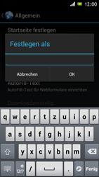Sony Xperia J - Internet - Manuelle Konfiguration - Schritt 23