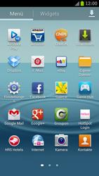 Samsung Galaxy S III LTE - Apps - Eine App deinstallieren - Schritt 3