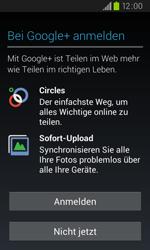 Samsung Galaxy S2 Plus - Apps - Konto anlegen und einrichten - 9 / 15