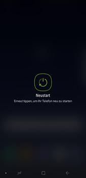 Samsung Galaxy S8 Plus - Android Oreo - Internet und Datenroaming - Manuelle Konfiguration - Schritt 31