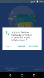 Sony Xperia X - E-mails - Ajouter ou modifier votre compte Outlook - Étape 11