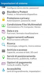 BlackBerry Z10 - Software - Installazione degli aggiornamenti software - Fase 4