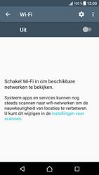 Sony Xperia XZ (F8331) - Android Nougat - Wi-Fi - Verbinding maken met Wi-Fi - Stap 5