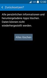 Samsung G318H Galaxy Trend 2 Lite - Fehlerbehebung - Handy zurücksetzen - Schritt 9