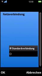 Sony Ericsson U5i Vivaz - E-Mail - Konto einrichten - Schritt 26