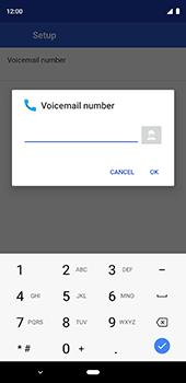 Google Pixel 3XL - Voicemail - Manual configuration - Step 10