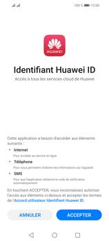 Huawei P Smart 2021 - Applications - Créer un compte - Étape 10
