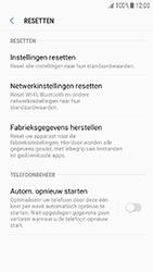 Samsung Galaxy J3 (2017) (SM-J330F) - Instellingen aanpassen - Fabrieksinstellingen terugzetten - Stap 6