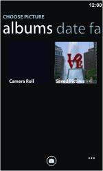 Nokia Lumia 710 - E-mail - Sending emails - Step 10