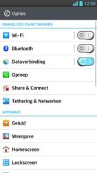 LG P875 Optimus F5 - Voicemail - handmatig instellen - Stap 4