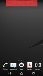 Sony Xperia Z5 Compact - Startanleitung - Installieren von Widgets und Apps auf der Startseite - Schritt 8