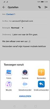 Huawei mate-20-pro-dual-sim-lya-l29 - E-mail - Bericht met attachment versturen - Stap 10