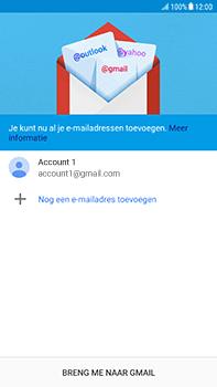 Samsung Galaxy J7 (2017) - E-mail - handmatig instellen (gmail) - Stap 15