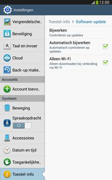 Samsung T315 Galaxy Tab 3 8-0 LTE - Software updaten - Update installeren - Stap 6