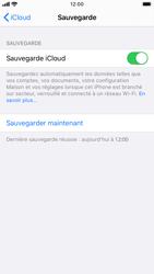 Apple iPhone 8 - iOS 13 - Données - Créer une sauvegarde avec votre compte - Étape 14