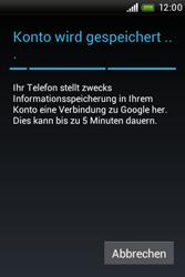 HTC Desire C - Apps - Konto anlegen und einrichten - 1 / 1