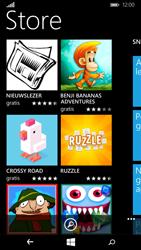 Microsoft Lumia 640 - Applicaties - Downloaden - Stap 4