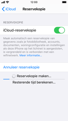 Apple iphone-se-met-ios-13-model-a1723 - Instellingen aanpassen - Back-up maken in je account - Stap 13