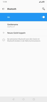 OnePlus 6T - Android Pie - Bluetooth - Geräte koppeln - Schritt 10