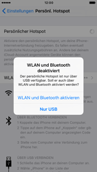 Apple iPhone 7 - Internet - Mobilen WLAN-Hotspot einrichten - 8 / 9