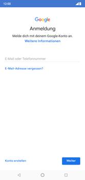 Nokia 6.1 Plus - Apps - Konto anlegen und einrichten - 5 / 19
