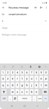 Samsung Galaxy A51 - E-mails - Envoyer un e-mail - Étape 6