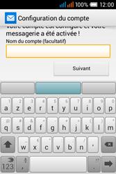 Alcatel OT-4015X Pop C1 - E-mails - Ajouter ou modifier un compte e-mail - Étape 23
