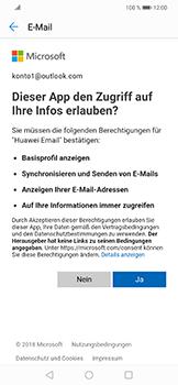 Huawei Nova 3 - E-Mail - Konto einrichten (outlook) - Schritt 7