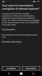 Microsoft Lumia 535 - Internet e roaming dati - Uso di Internet - Fase 4
