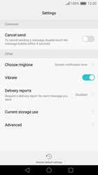 Huawei Nova - SMS - Manual configuration - Step 6