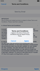 Apple iPhone 6 Plus iOS 8 - Applications - configuring the Apple iCloud Service - Step 7