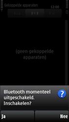 Nokia X6-00 - bluetooth - headset, carkit verbinding - stap 7
