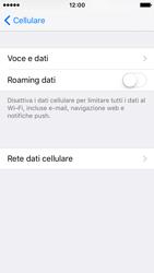 Apple iPhone SE - MMS - Configurazione manuale - Fase 5
