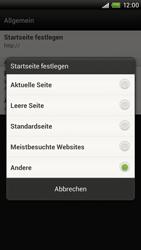 HTC One X - Internet - Manuelle Konfiguration - 20 / 23