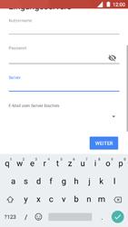 Nokia 3 - E-Mail - Manuelle Konfiguration - Schritt 15