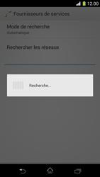 Sony Xperia Z1 Compact - Réseau - Sélection manuelle du réseau - Étape 7