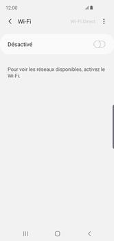 Samsung Galaxy S10e - WiFi - Configuration du WiFi - Étape 6