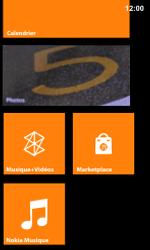 Nokia Lumia 800 / Lumia 900 - Prise en main - Personnalisation de votre écran d