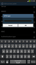 Samsung I9205 Galaxy Mega 6-3 LTE - MMS - Manual configuration - Step 14