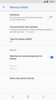 Nokia 8 Sirocco - Réseau - Activer 4G/LTE - Étape 7