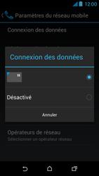 HTC Desire 310 - Internet - Configuration manuelle - Étape 7