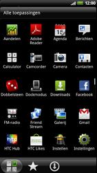 HTC Z710e Sensation - Voicemail - handmatig instellen - Stap 3