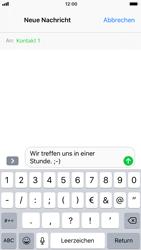 Apple iPhone 6s - MMS - Erstellen und senden - 10 / 19