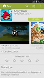 Samsung Galaxy S 5 - Applicazioni - Installazione delle applicazioni - Fase 17