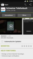 Sony Xperia S - Apps - Installieren von Apps - Schritt 10