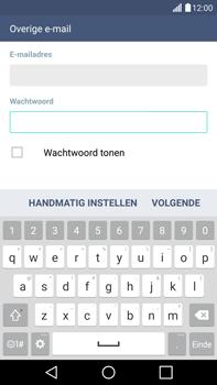 LG G4 - e-mail - handmatig instellen - stap 7